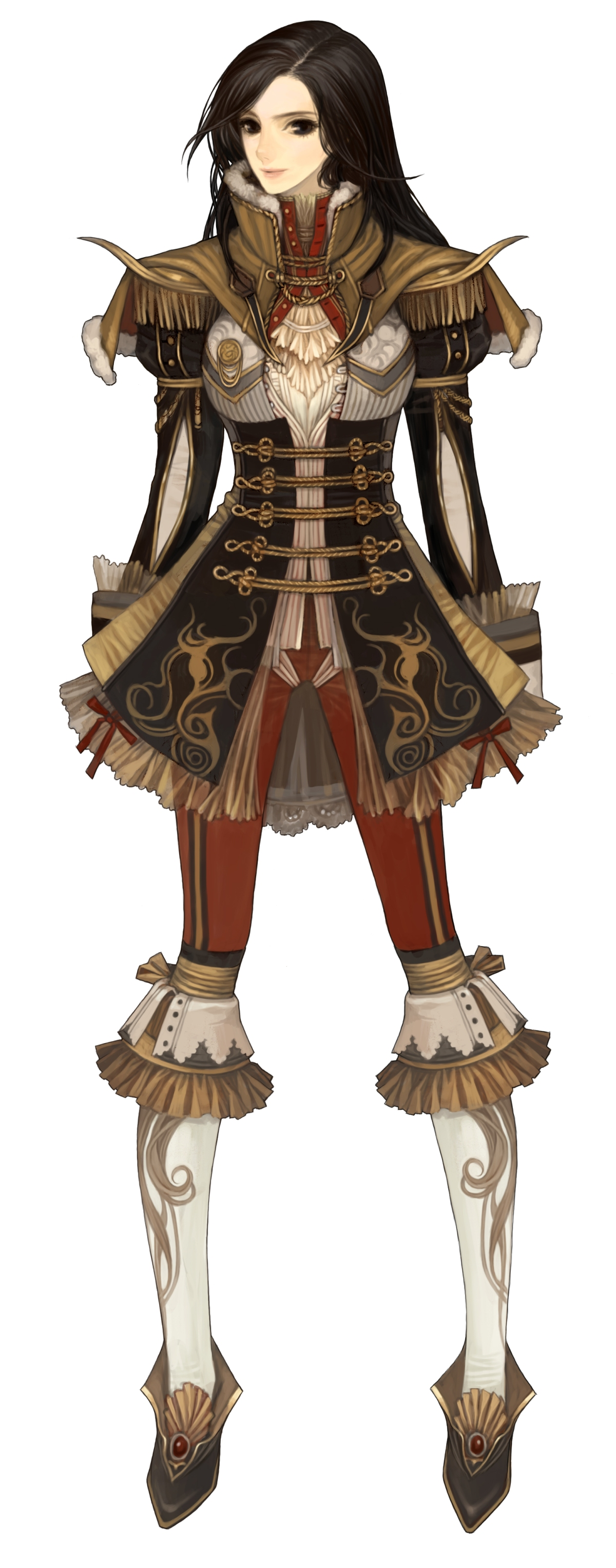 Granado Espada –Musketeer