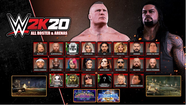WWE 2k20 Manages to Offer Exciting New Additions Despite Minor Shortcomings, Game, Gaming, Online Games, Video Games