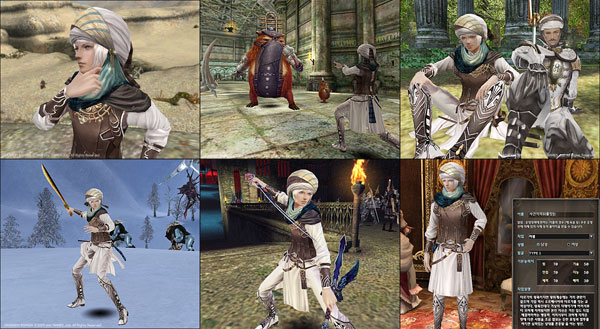 Granado Espada Stance - Middle Guard, Games, Online Games, Video Games