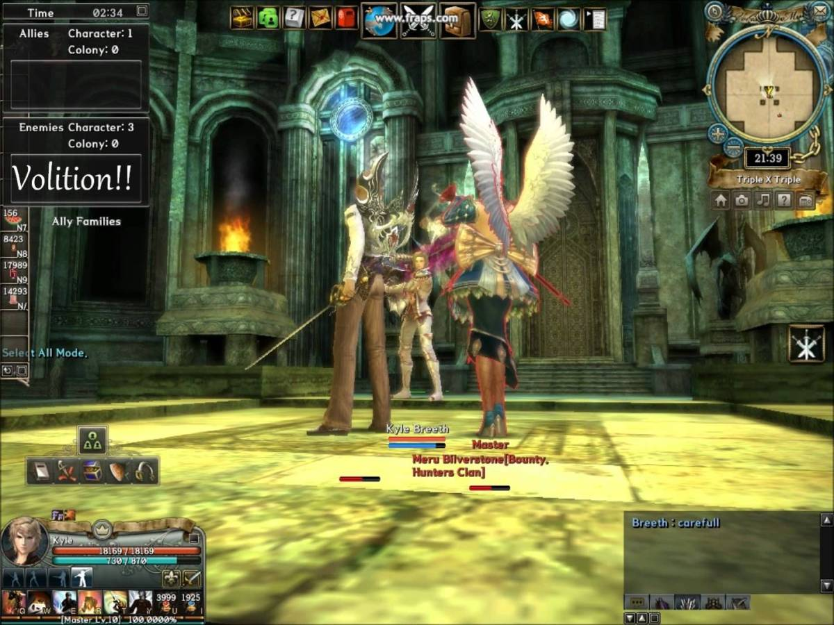 Granado Espada, Games, Online Games, Video Games