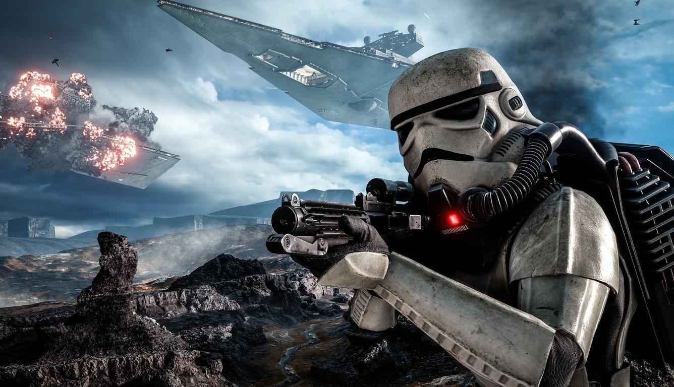 Star Wars Battlefront 2, Games, Online Games, Video Games