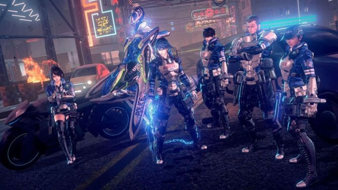Astral Chain,Gaming, Games, Online Games, Video Games