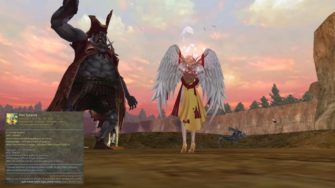 Granado Espada Stance Comabatant, Games, Online Games, Video Games