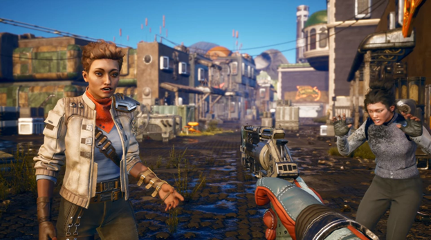 The Outer Worlds, Games, Gaming,Online Games, Video Games