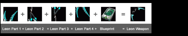 RF Online leon's weapon crafting, games, gaming, online games, video games