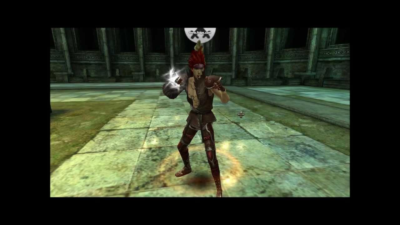 Granado Espada Bareknuckles, Games, Online Games, Video Games
