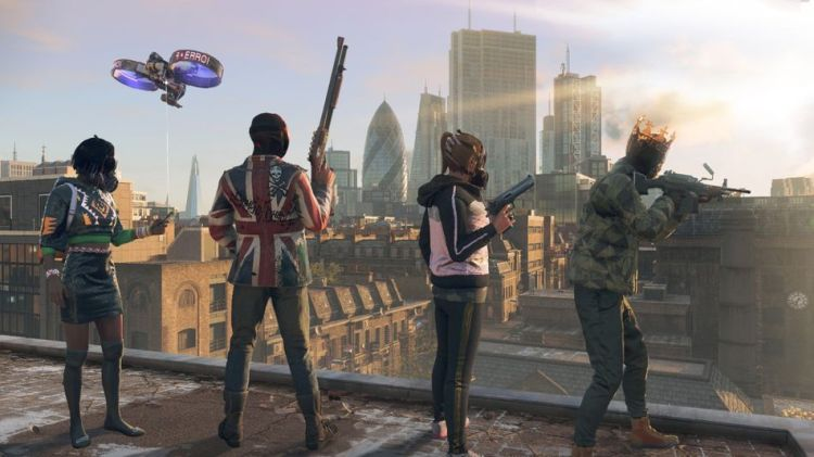 Watchdogs:Legion,Games,Gaming,Online Games