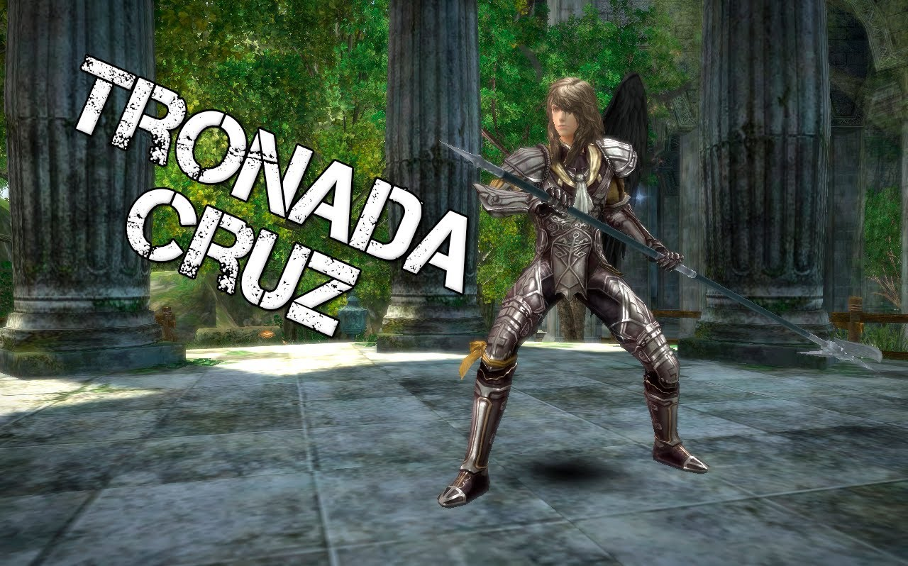 Granado Espada Stance Tronada Cruz