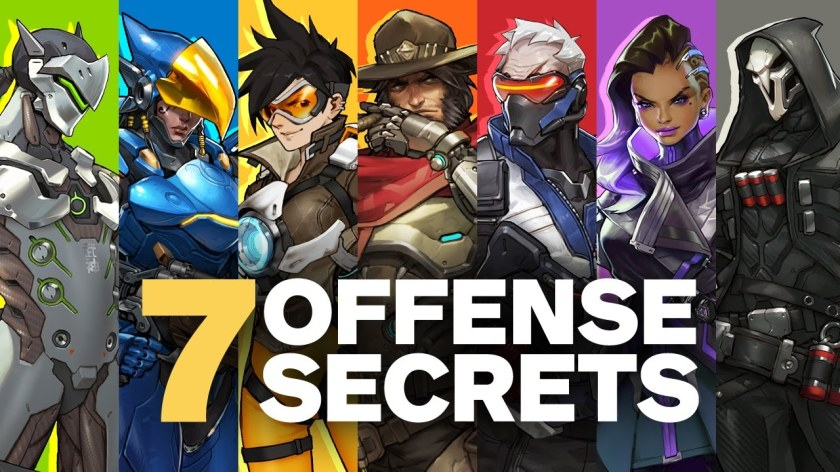 Overwatch, Games, Online Games, Video Games