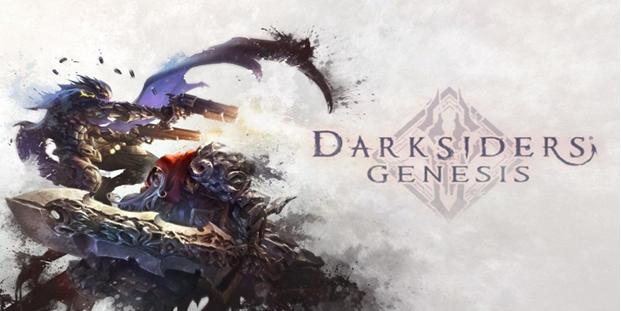 Darksiders Genesis,Gaming,Games,Online Games,Video Games