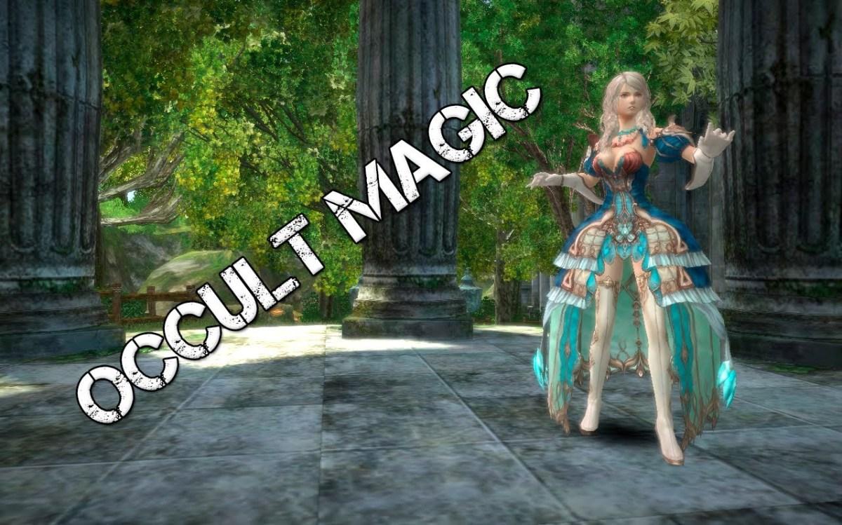 Granado Espada Stance - Magic of Occultism, Games, Online Games, Video Games