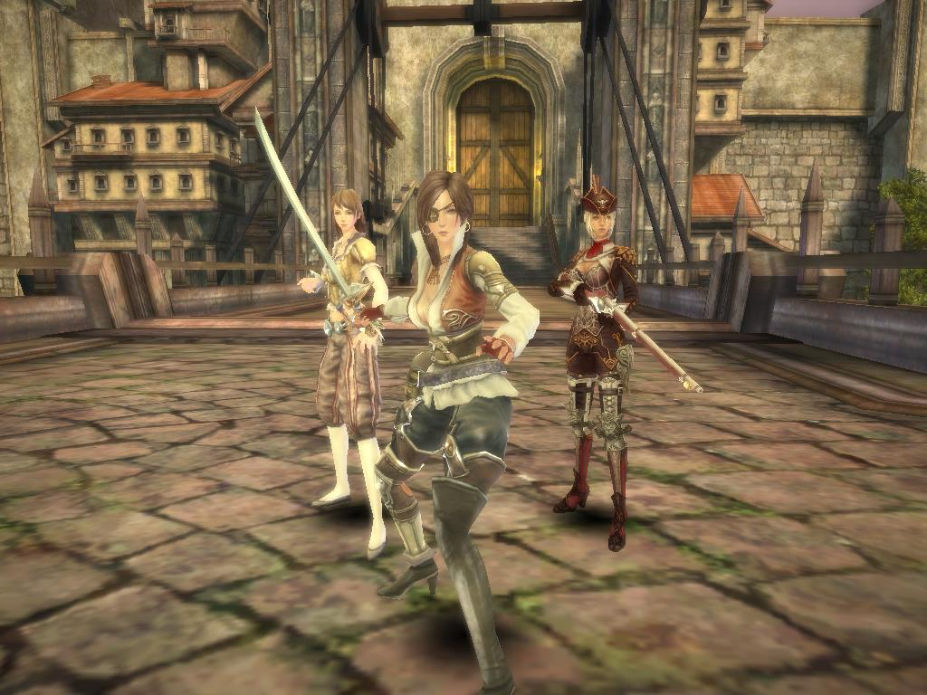 Granado Espada Stance - Hack and Slash, Games, Online Games, Video Games