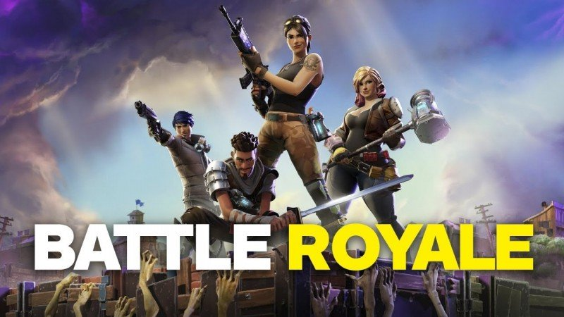 Fortnite: Battle Royale Review