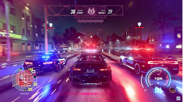 Need for Speed Heat Turns It Up A Notch to Deliver an Exhilarating Experience, Games, Gaming, Online Games, Video Games