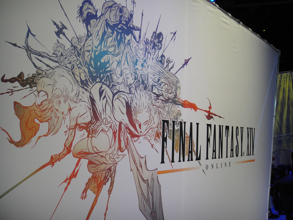 Final Fantasy XIV, Games, Online Games, Video Games