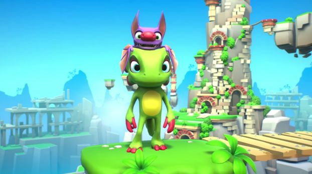 Yooka Laylee and the Impossible Lair Brings Back Nostalgia of the Golden Days
