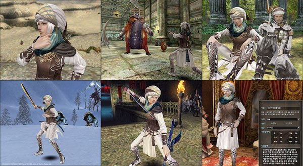 Granado Espada Middle Guard of Spirit Stance, Games, Online Games, Video Games