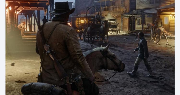Red Dead Redemption 2,Gaming,Games,Online Games,Video Games