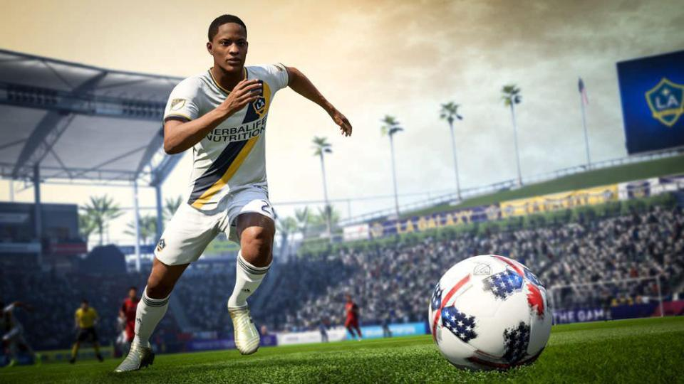 FIFA 18, Games, Online Games, Video Games