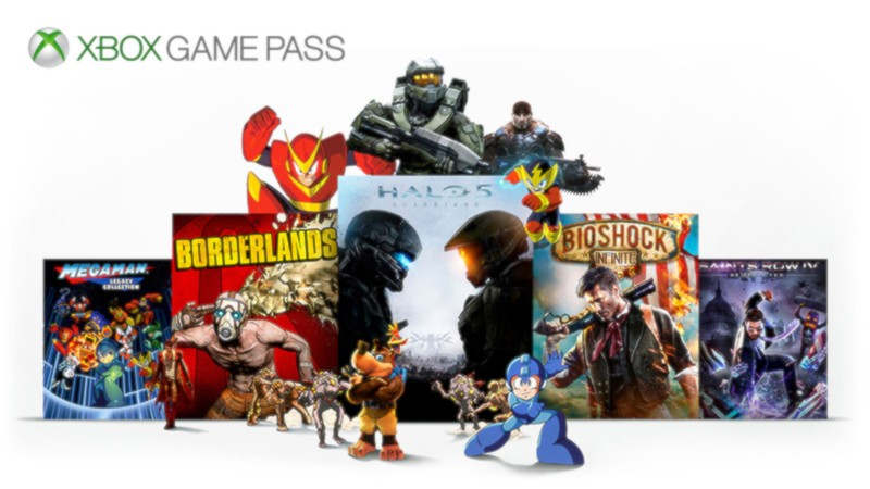 Game Pass, Games, Gaming, Video Games