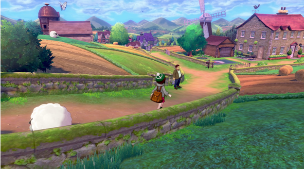 Pokemon Sword and Shield,Gaming,Games,Online Games,Video Games