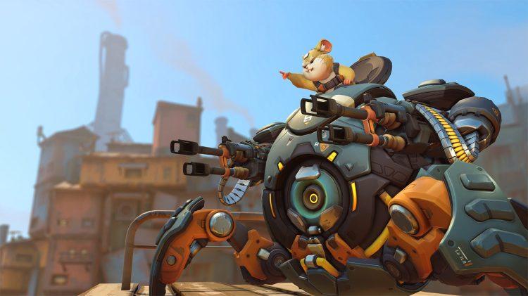 Wrecking BallOverwaatch,Blizzard,games,gaming,online games,online games