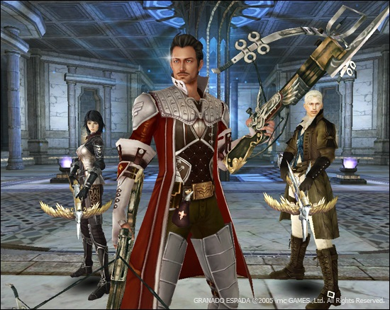Granado Espada Stance List, Games, Online Games, Video Games