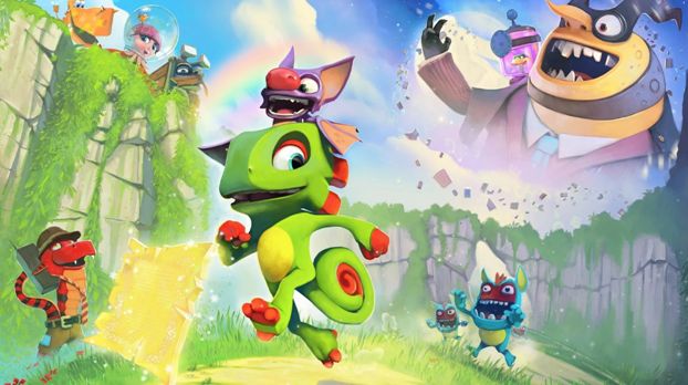 Yooka Laylee and the Impossible Lair Brings Back Nostalgia of the Golden Days ,Gaming,Games,Online Games,Video Games