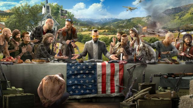 Far Cry 5, Games, Online Games, Video Games