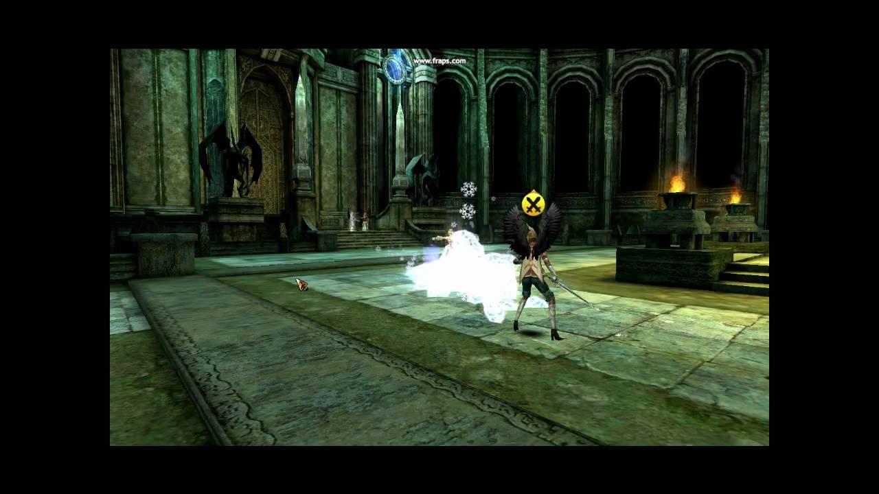 Granado Espada Stance – Evocation Ice, Games, Online Games, Video Games