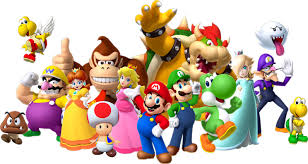 Nintendo, Games, Online Games, Video Games