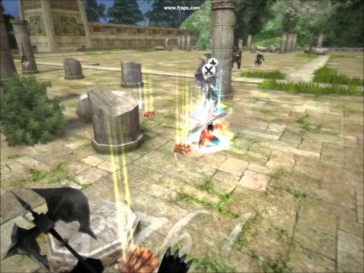 Granado Espada Stance –Hapkido