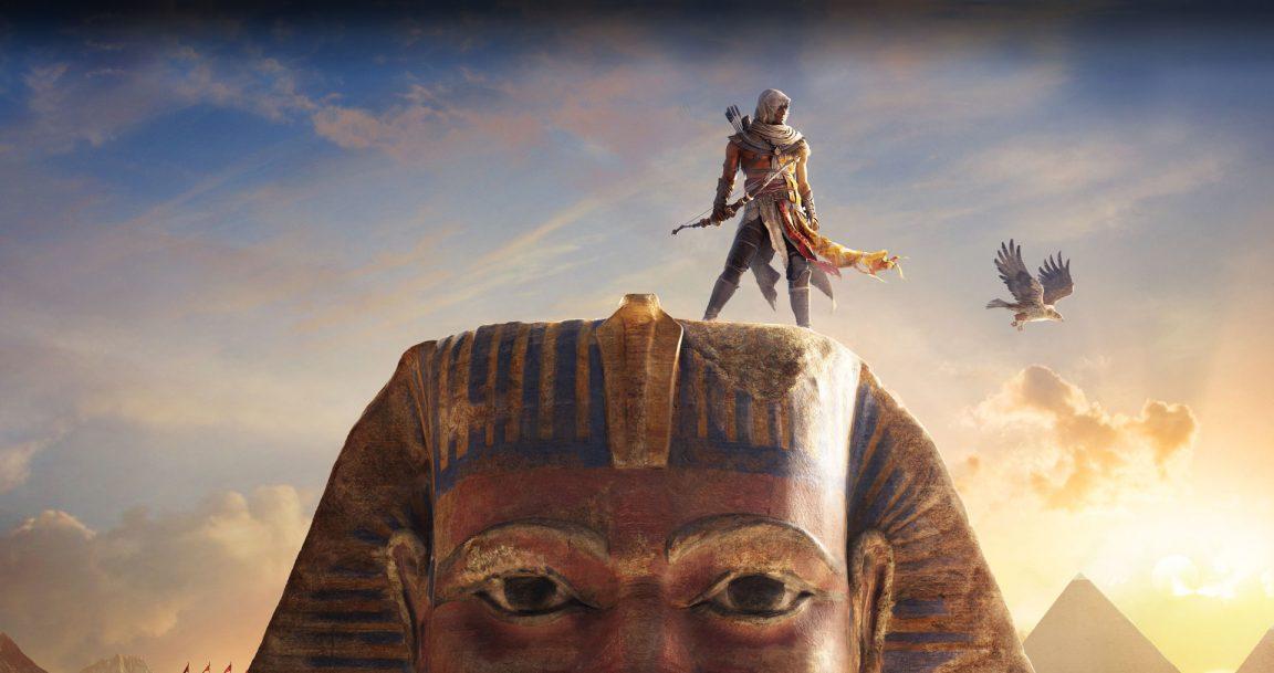 Assassin's Creed Origins, Games, Online Games, Video Games