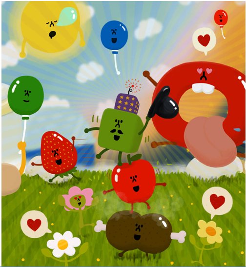 Wattam,Gaming,Games,Online Games,Video Games