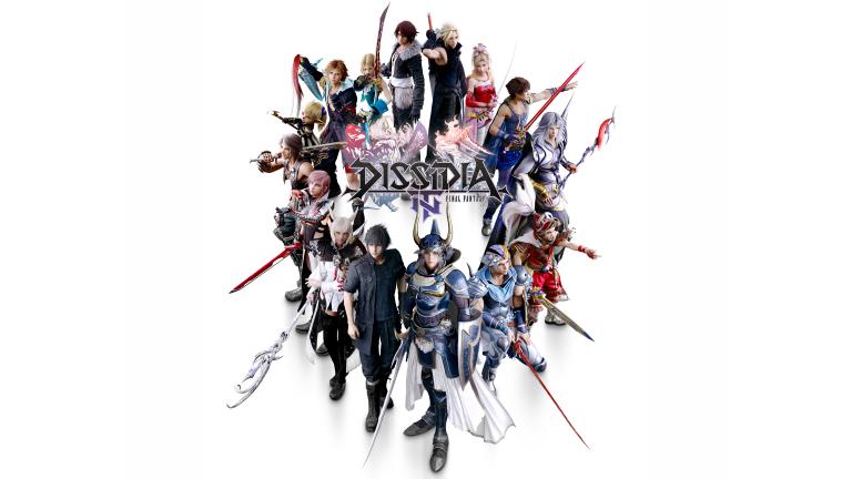 Dissidia Final Fantasy NTReview