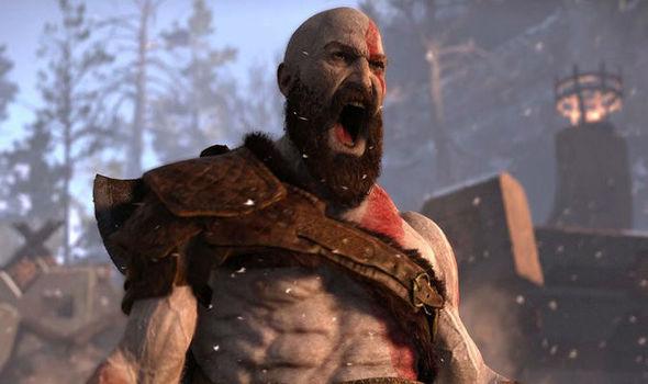 God of War 4, Games, Online Games, Video Games