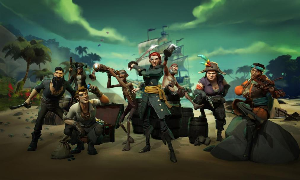 Sea of Thieves: GameGuide