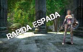 Granado Espada Stance Rapida Espada, Games, Online Games, Video Games