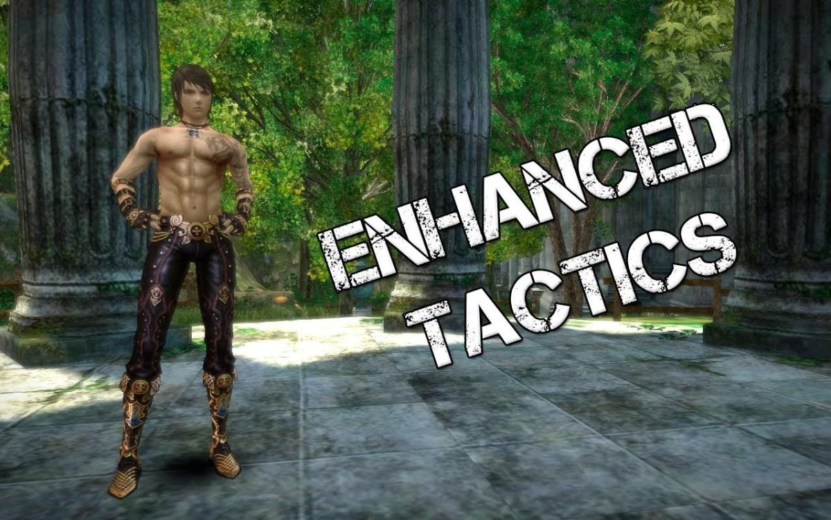 Granado Espada Stance – EnhancedTactics