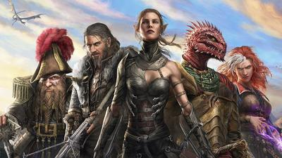 Divinity: Original Sin II, Games, Online Games, Video Games