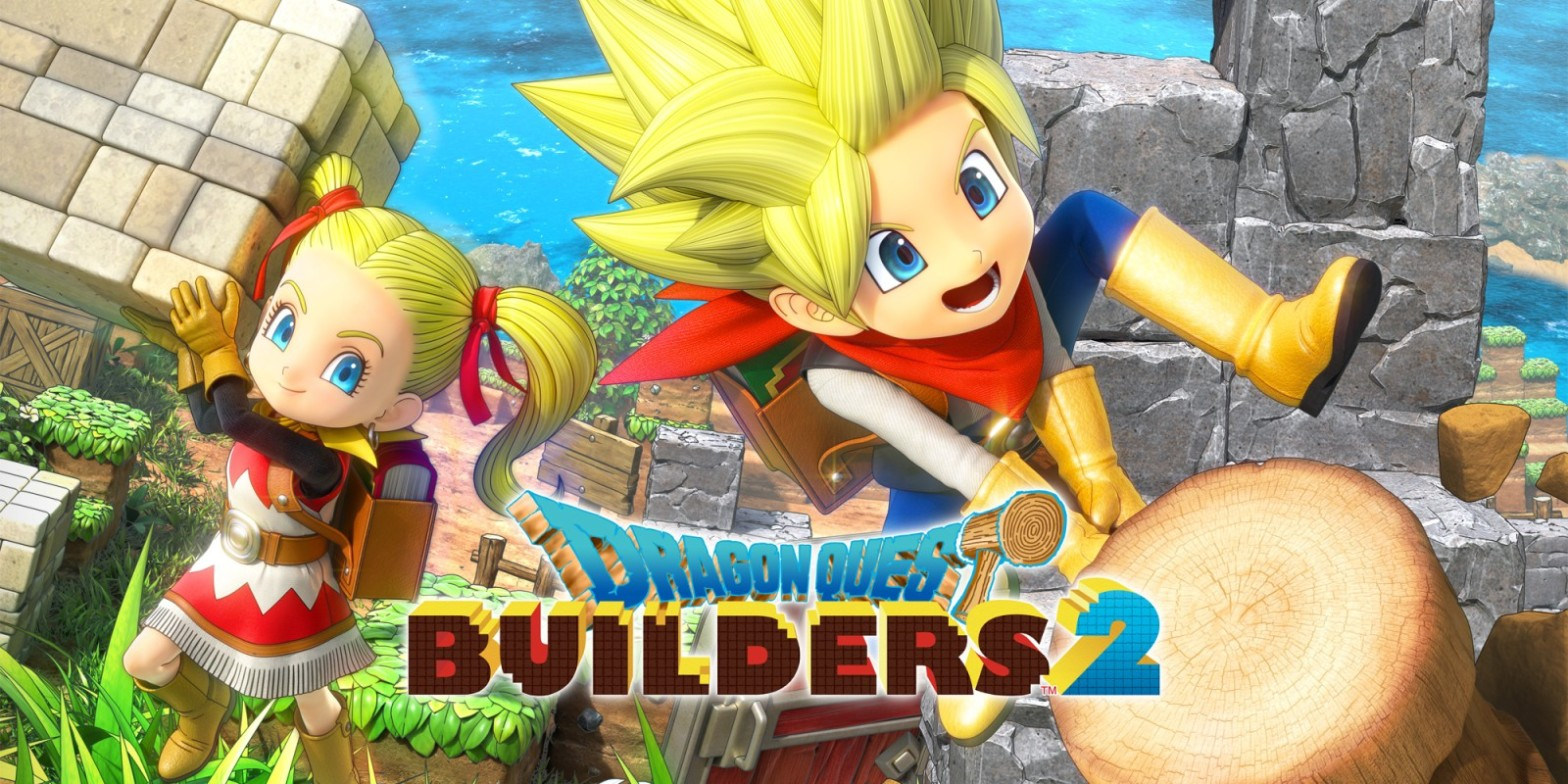 Dragon Quest Builders 2,Gaming,Games,Online Games,Video Games