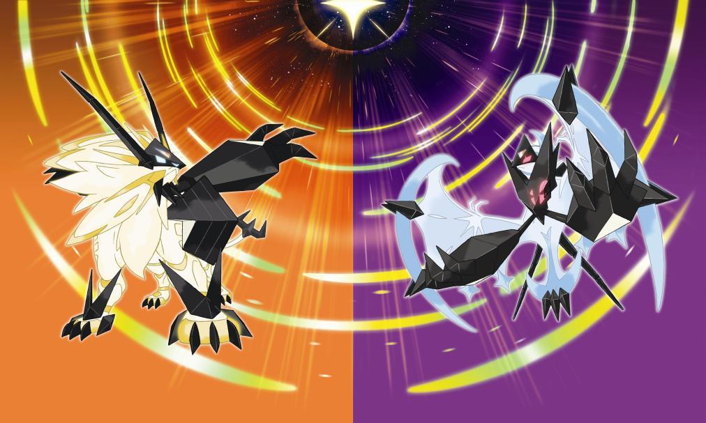Pokémon Ultra Sun and Ultra MoonReview