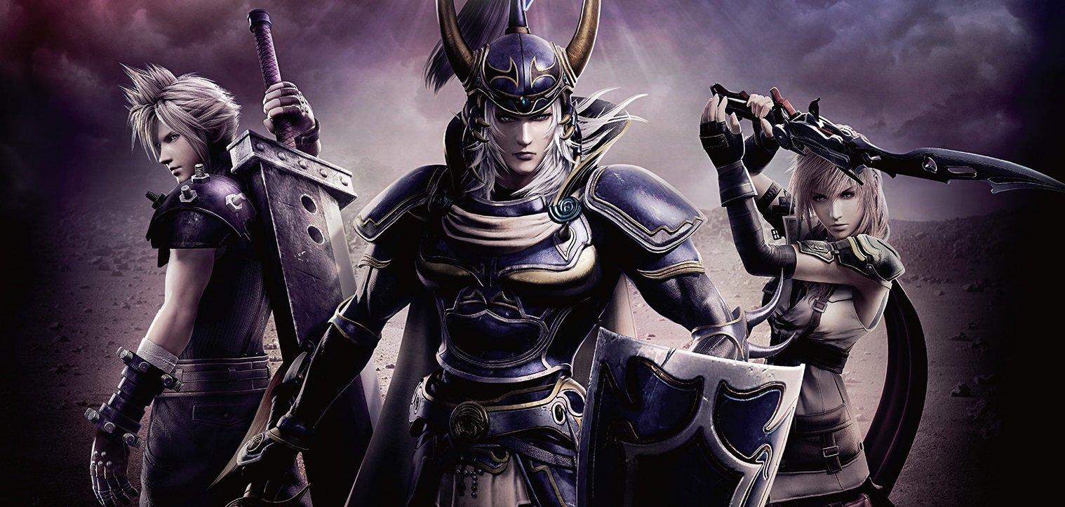 Dissidia Final Fantasy NT, Online Games, Video Games