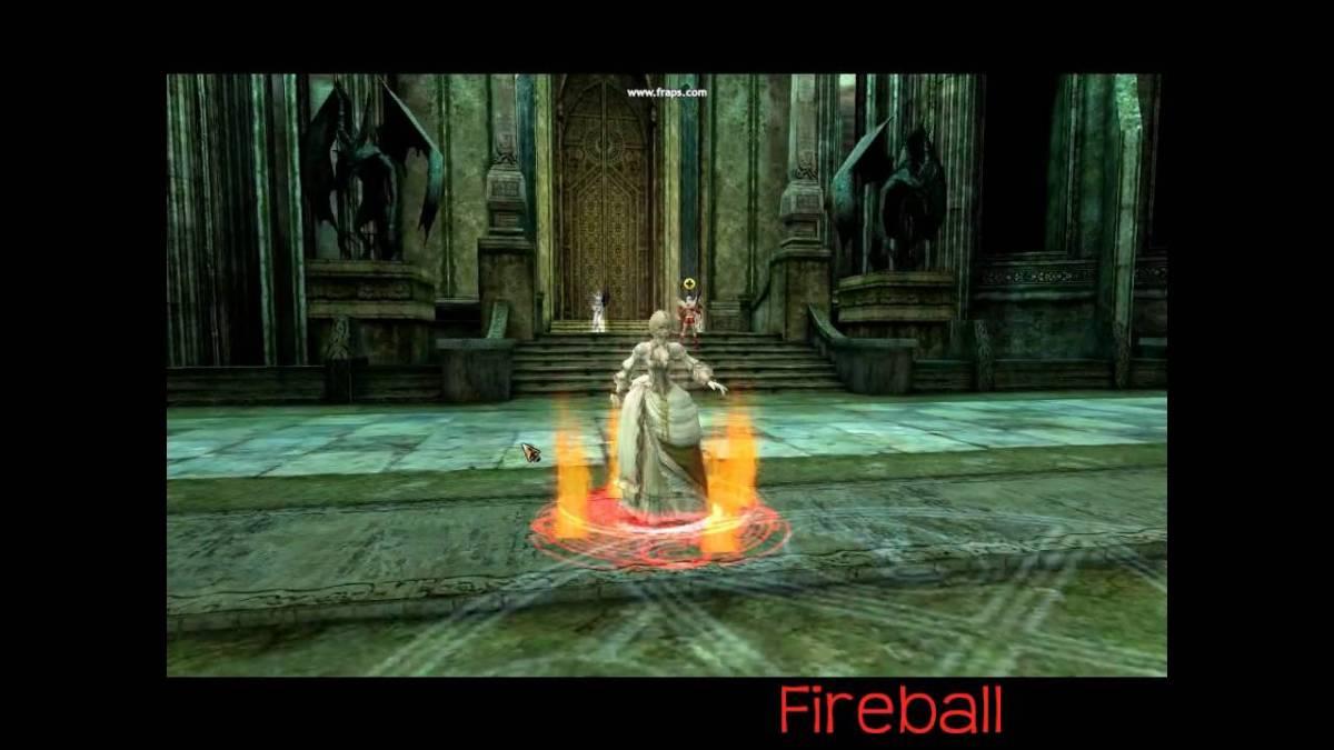 Granado Espada Stance - Possession Fire, Games, Online Games, Video Games